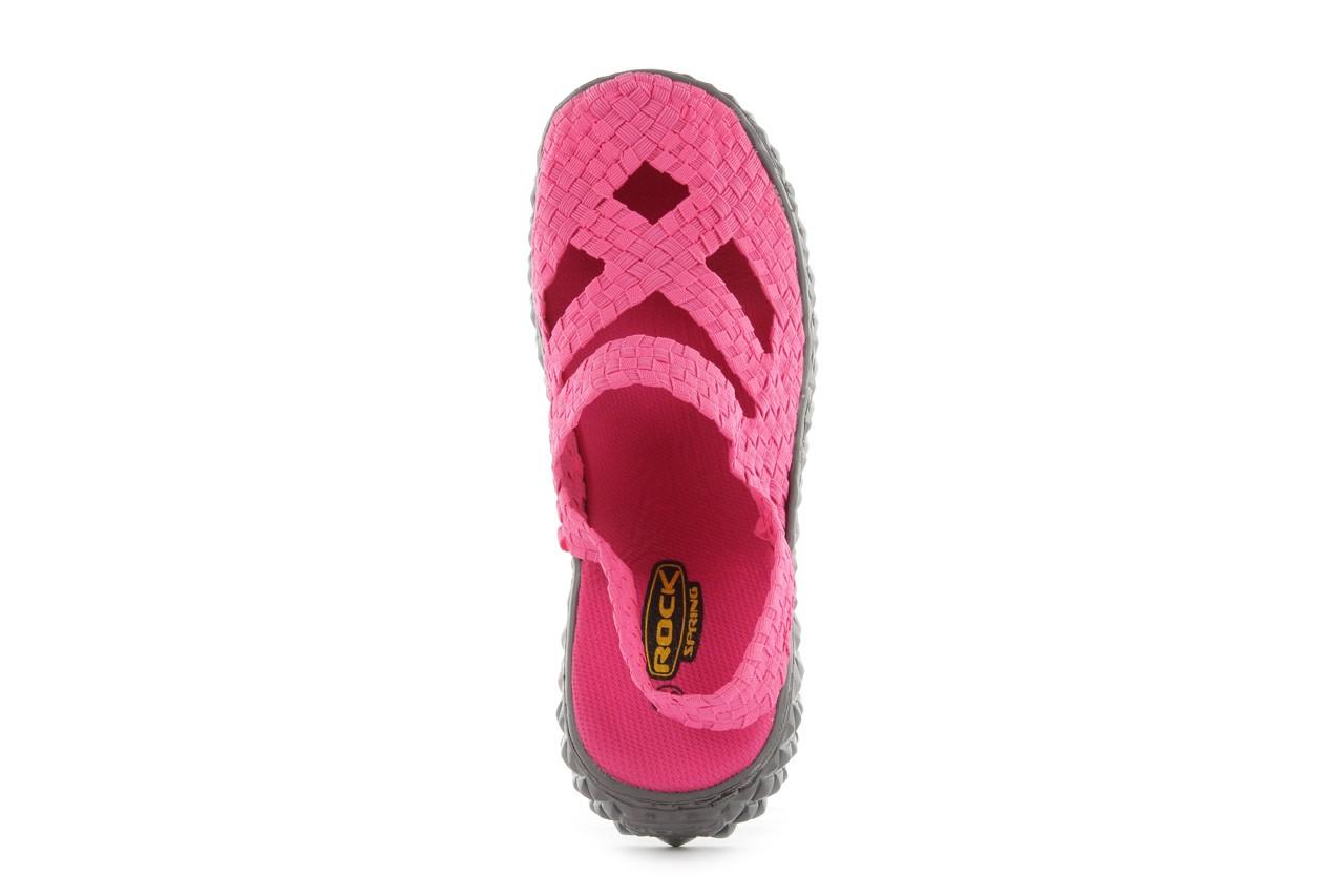 Sandały rock cross sandal fuchsia. róż, materiał - rock - nasze marki 11