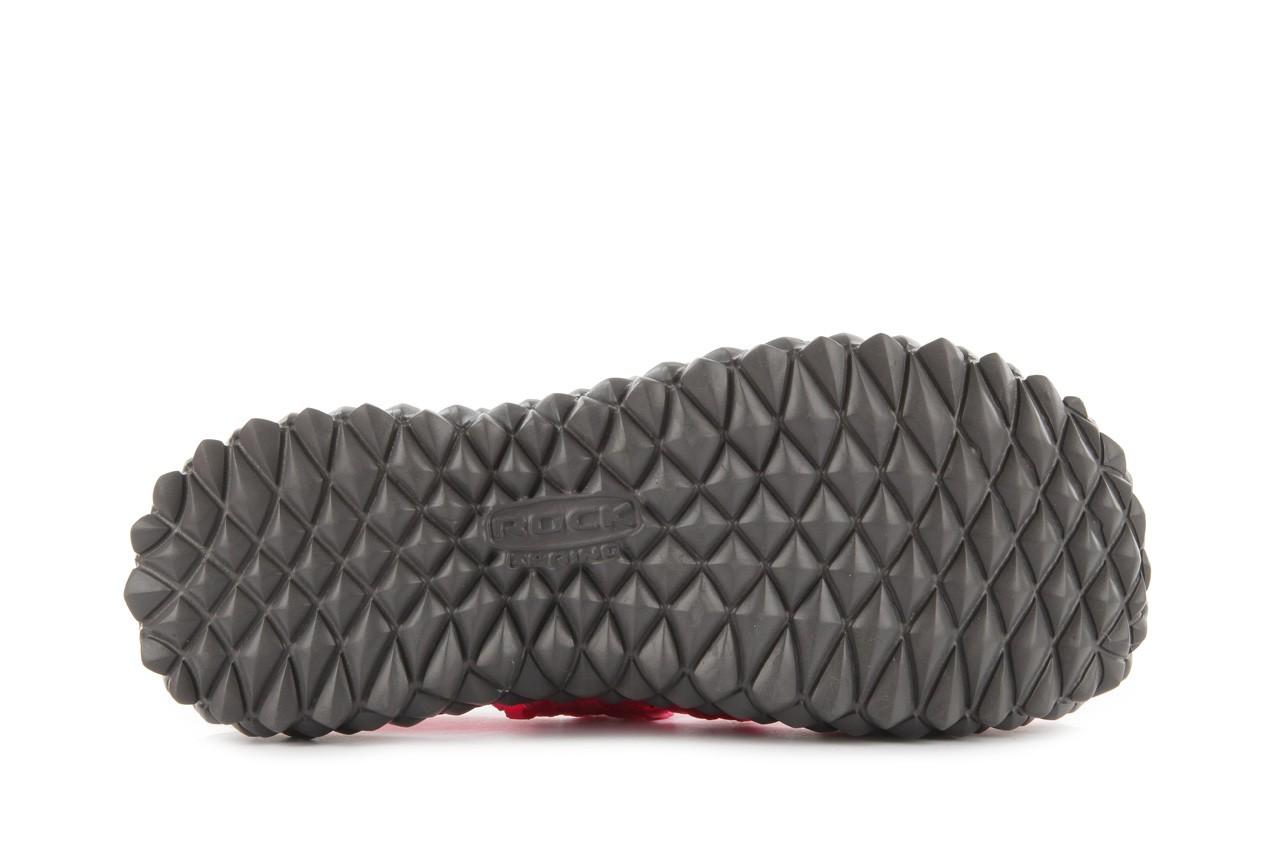 Sandały rock cross sandal fuchsia. róż, materiał - rock - nasze marki 12