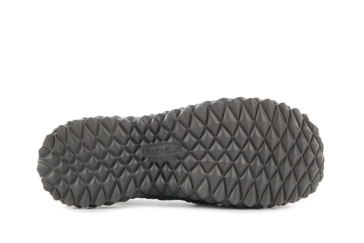Sandały rock cross sandal petrol grey, niebieski, materiał - rock - nasze marki 13
