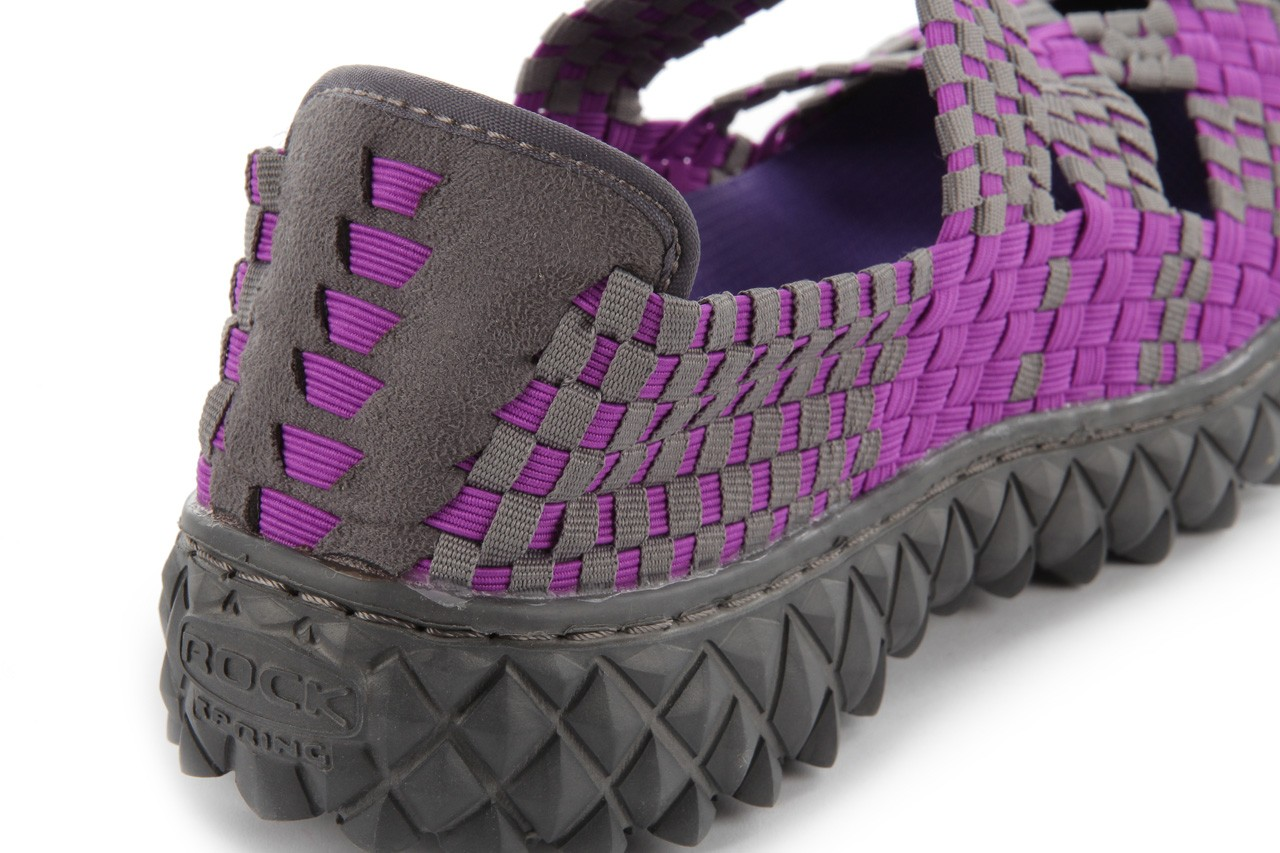 Sandały rock cross violet-grey, fiolet/ szary, materiał - rock - nasze marki 15