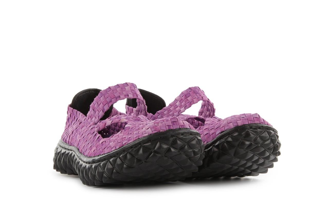 Sandały rock cross washed violet, fiolet, materiał  - rock - nasze marki 9