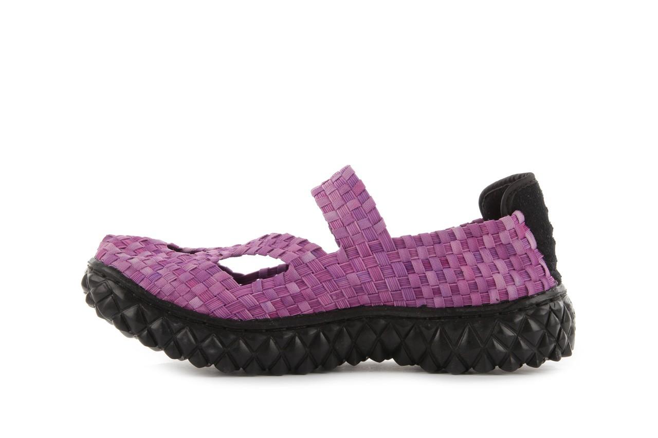 Sandały rock cross washed violet, fiolet, materiał  - rock - nasze marki 10