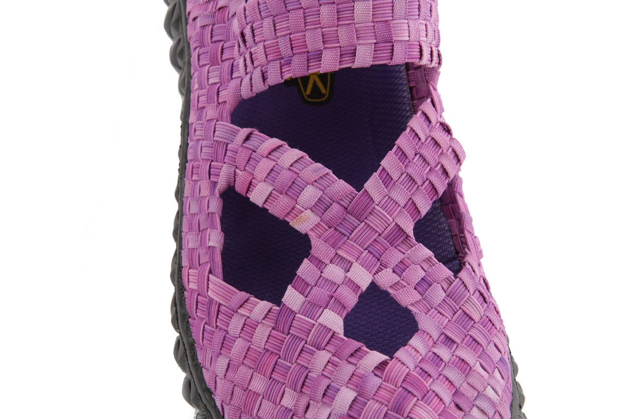 Sandały rock cross washed violet, fiolet, materiał  - rock - nasze marki 14