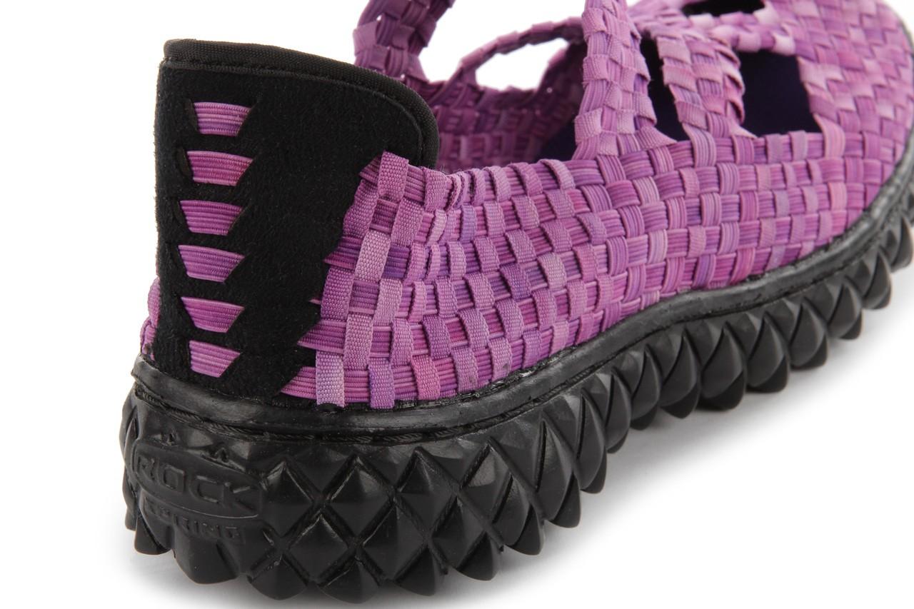 Sandały rock cross washed violet, fiolet, materiał  - rock - nasze marki 15