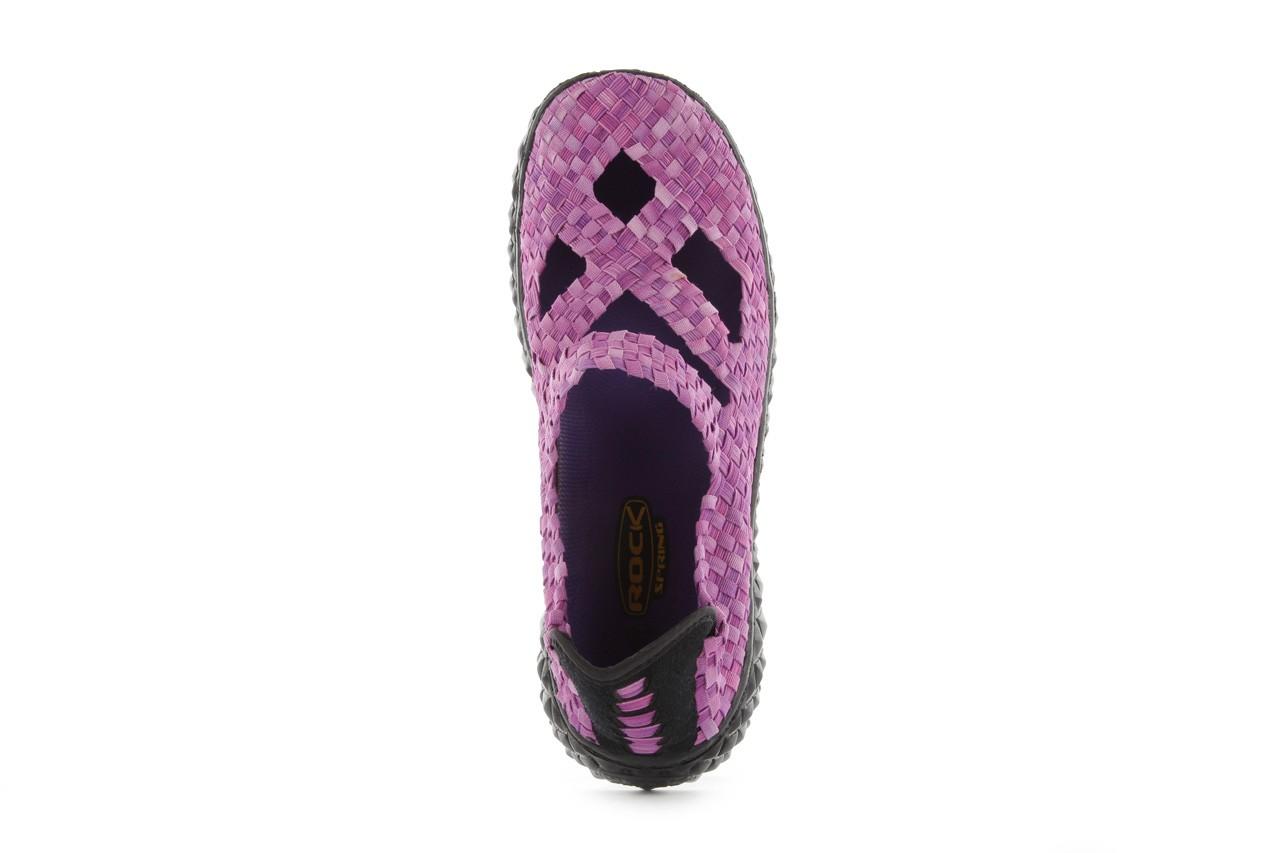 Sandały rock cross washed violet, fiolet, materiał  - rock - nasze marki 12