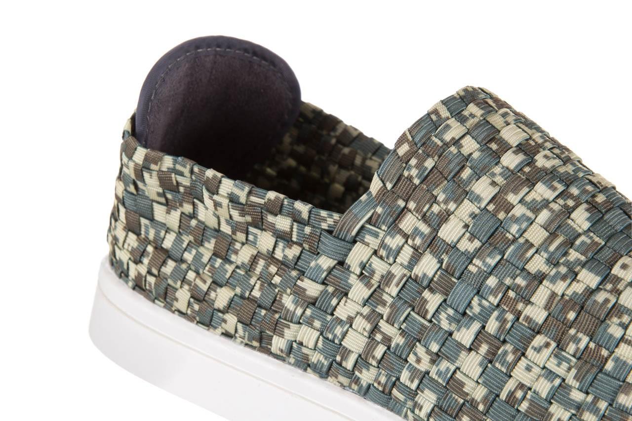 Trampki rock cruiser men oasis, brąz, materiał - niskie - trampki - buty męskie - mężczyzna 11