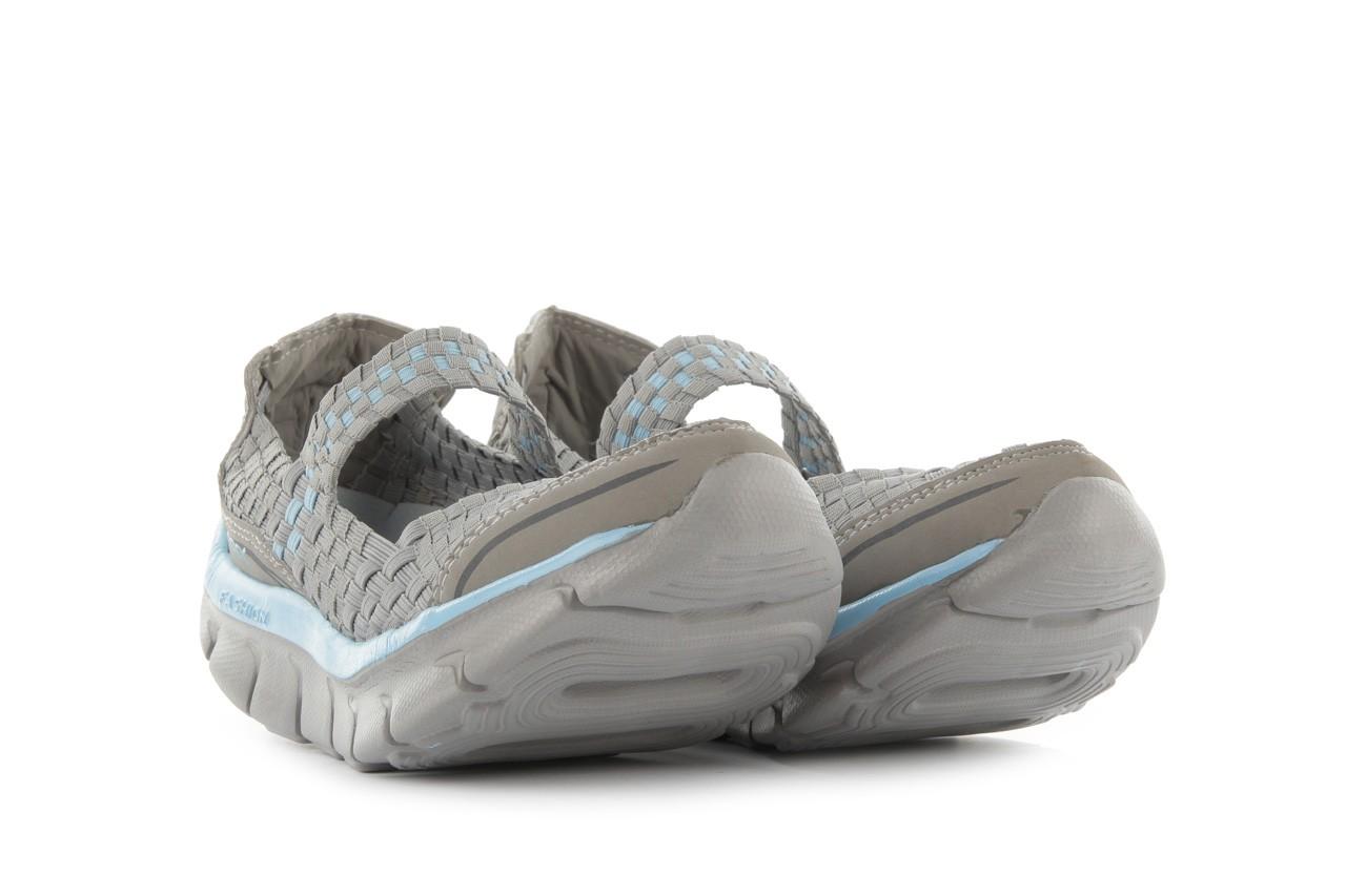 Sandały rock miami over grey-blue, szary/ niebieski, materiał - rock - nasze marki 9