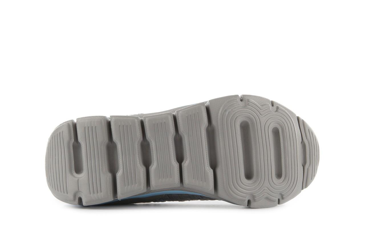 Sandały rock miami over grey-blue, szary/ niebieski, materiał - rock - nasze marki 15