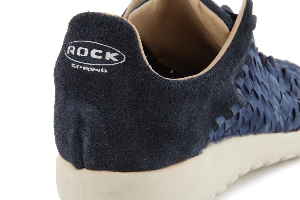 Rock men orlandero washed navy - rock - nasze marki 13