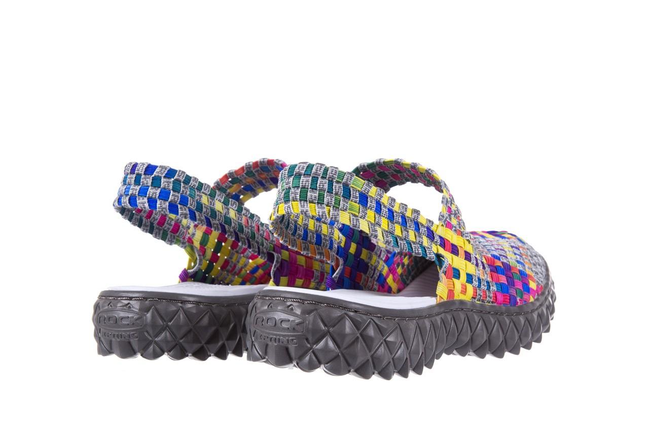 Rock over sandal tutti frutti - rock - nasze marki 9