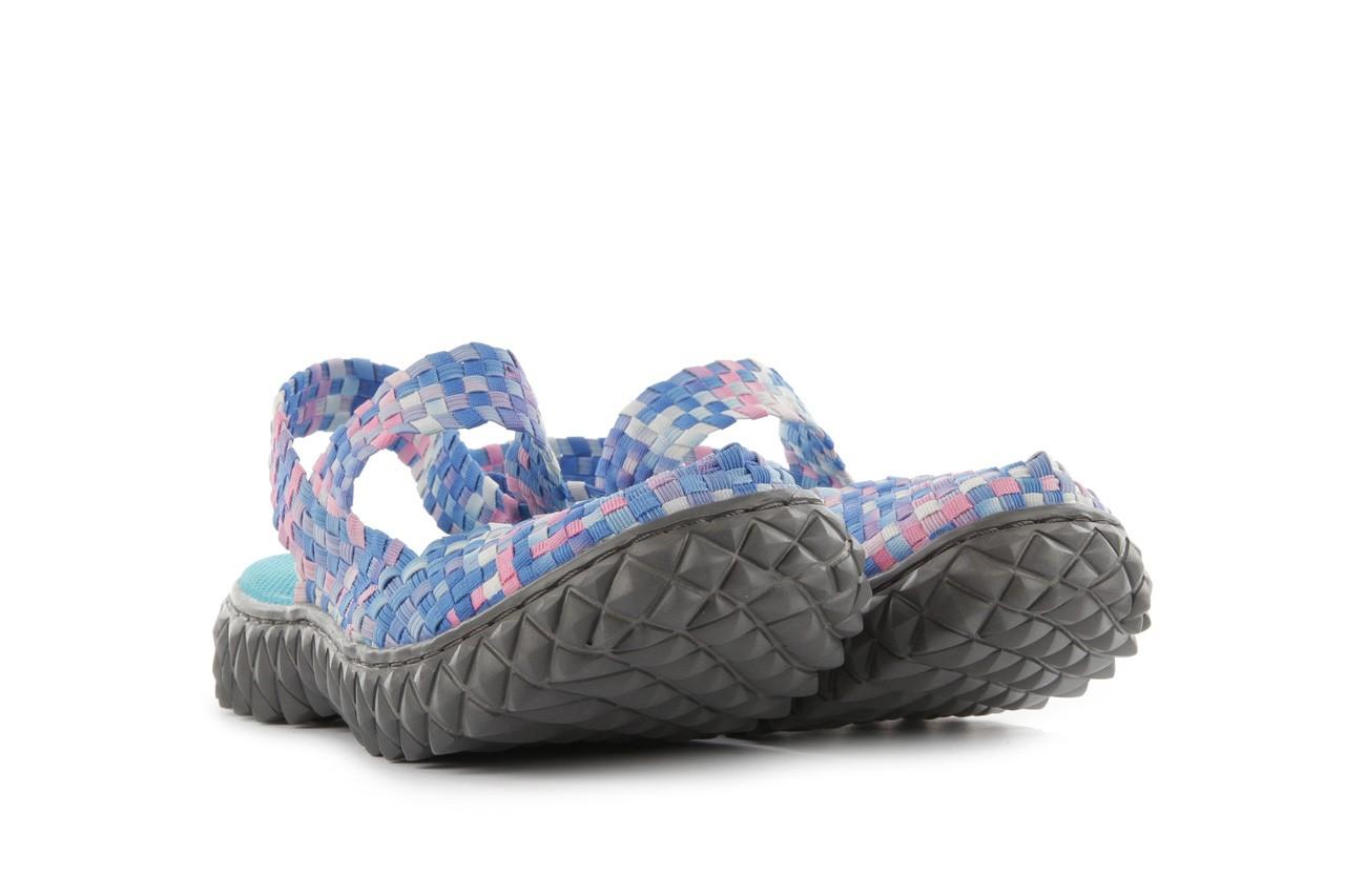 Rock over sandal washed aquarel - rock - nasze marki 8