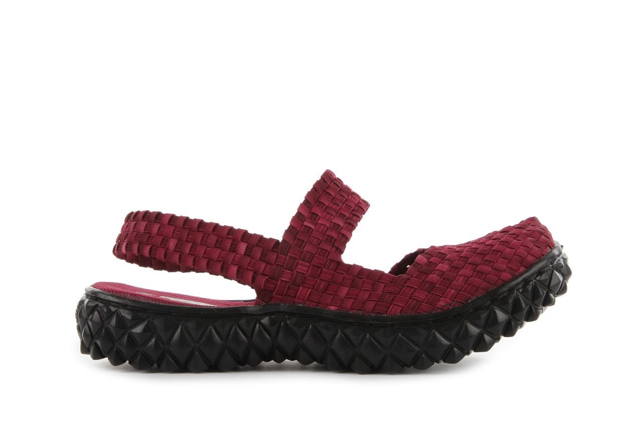 Rock over sandal washed bordo - rock - nasze marki 7