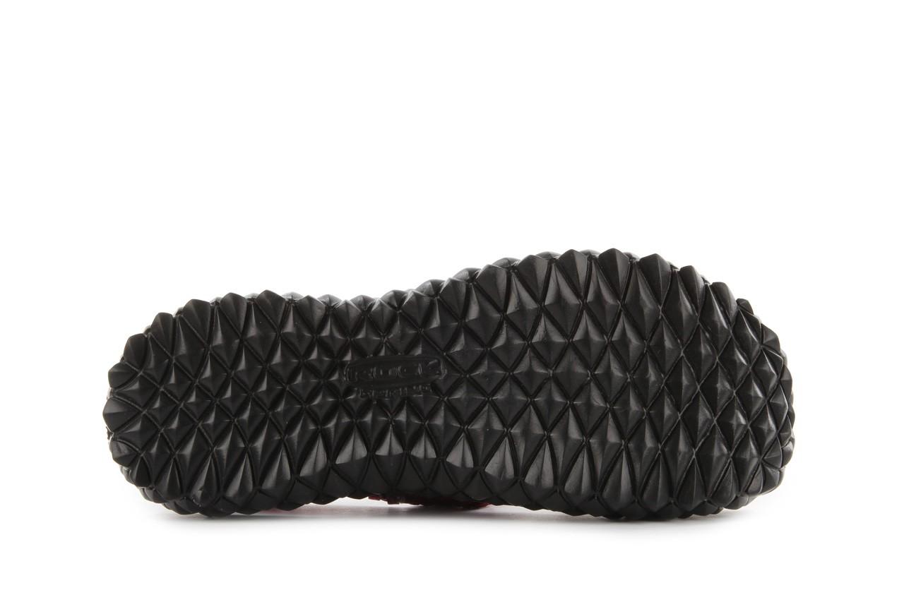 Rock over sandal washed bordo - rock - nasze marki 12