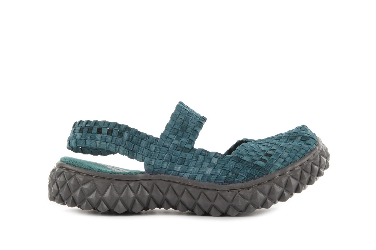 Rock over sandal washed petrol - rock - nasze marki 7