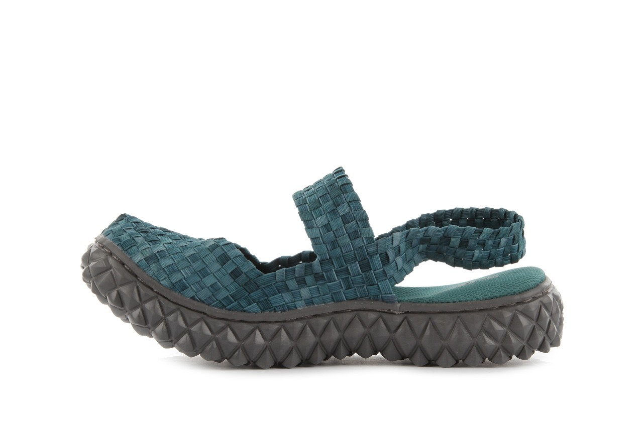 Rock over sandal washed petrol - rock - nasze marki 9
