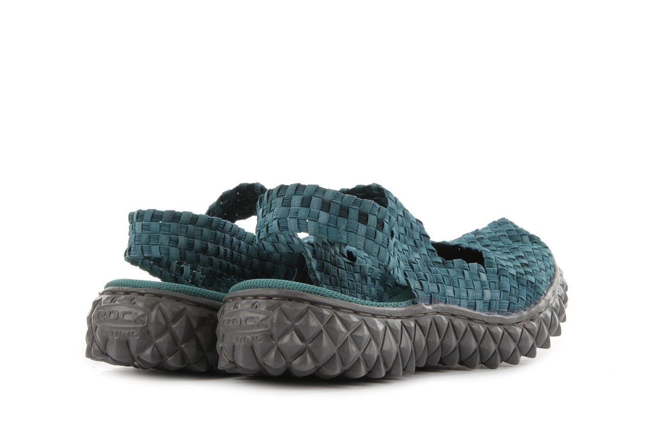 Rock over sandal washed petrol - rock - nasze marki 10