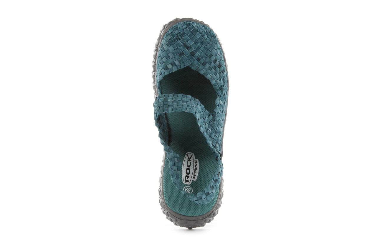 Rock over sandal washed petrol - rock - nasze marki 11