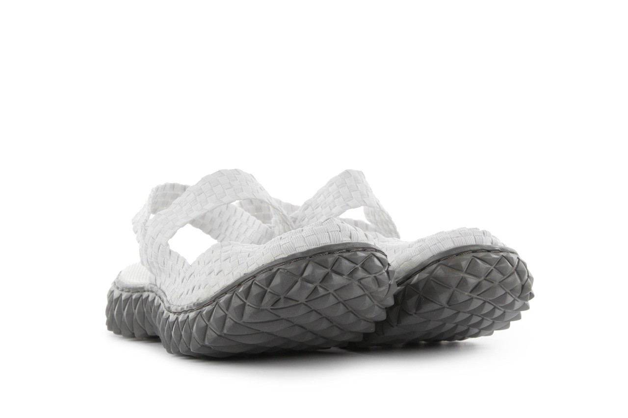 Rock over sandal white - rock - nasze marki 8