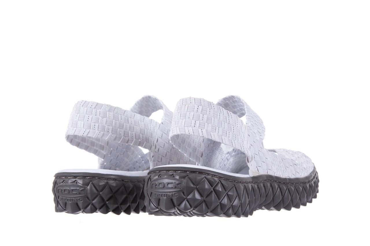 Rock rihana white silver - rock - nasze marki 9