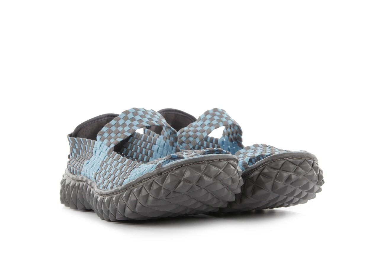 Rock sandal 2 closed blue-grey - rock - nasze marki 9