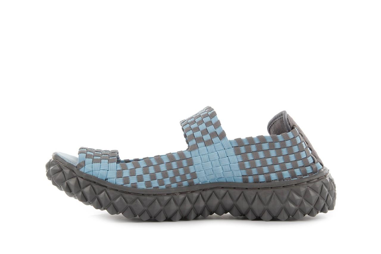 Rock sandal 2 closed blue-grey - rock - nasze marki 10