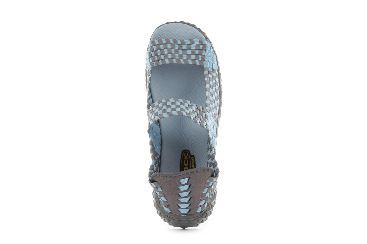 Rock sandal 2 closed blue-grey - rock - nasze marki 12