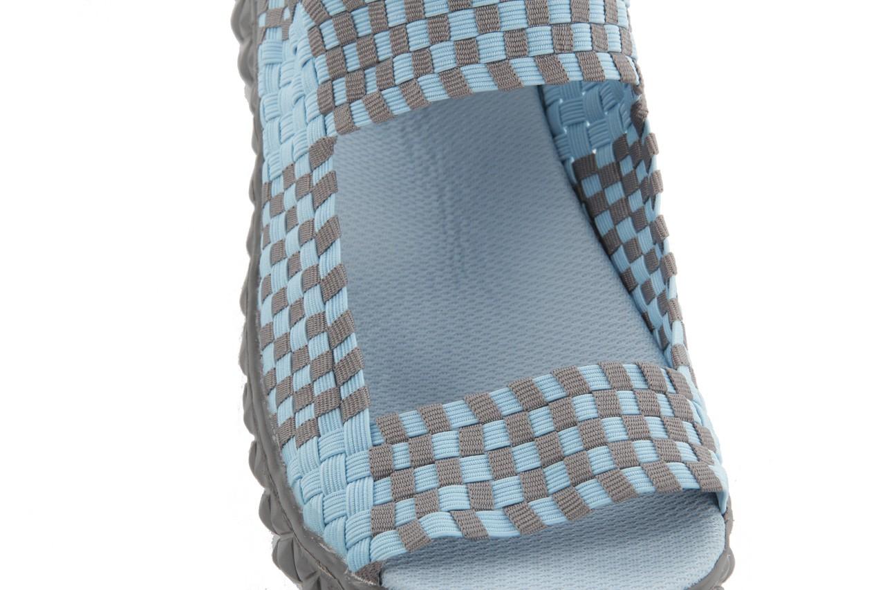 Rock sandal 2 closed blue-grey - rock - nasze marki 13