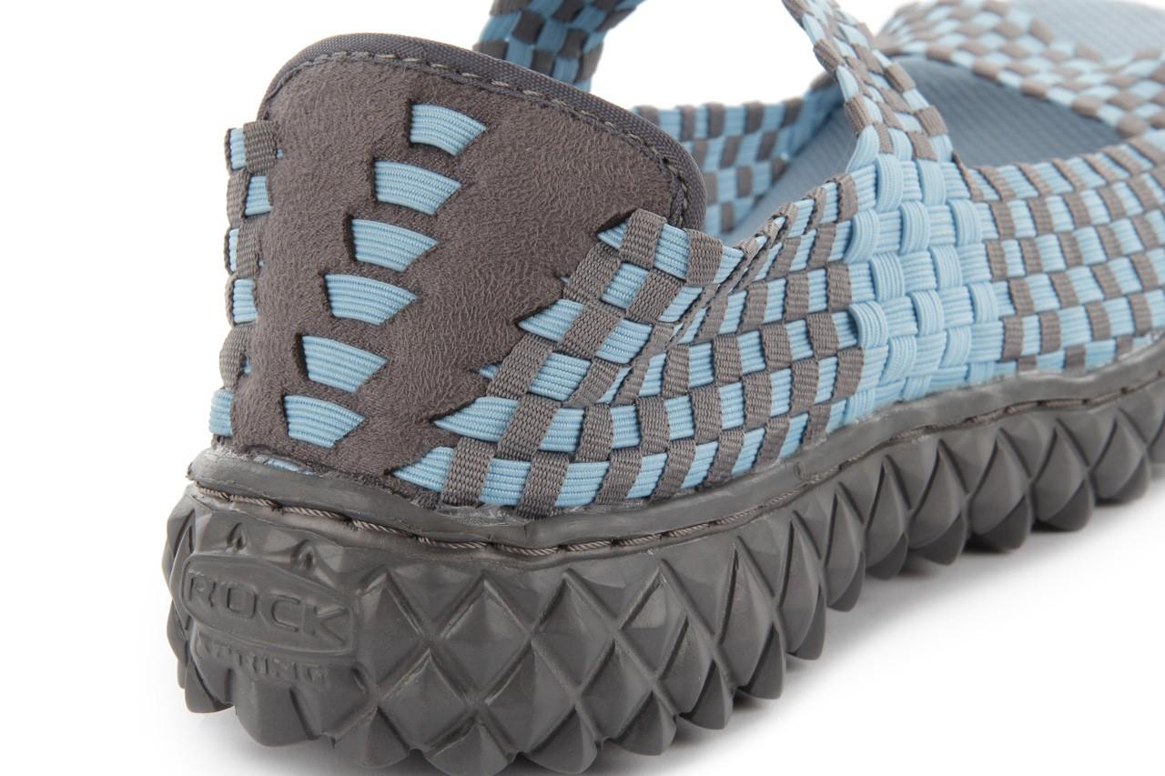 Rock sandal 2 closed blue-grey - rock - nasze marki 14