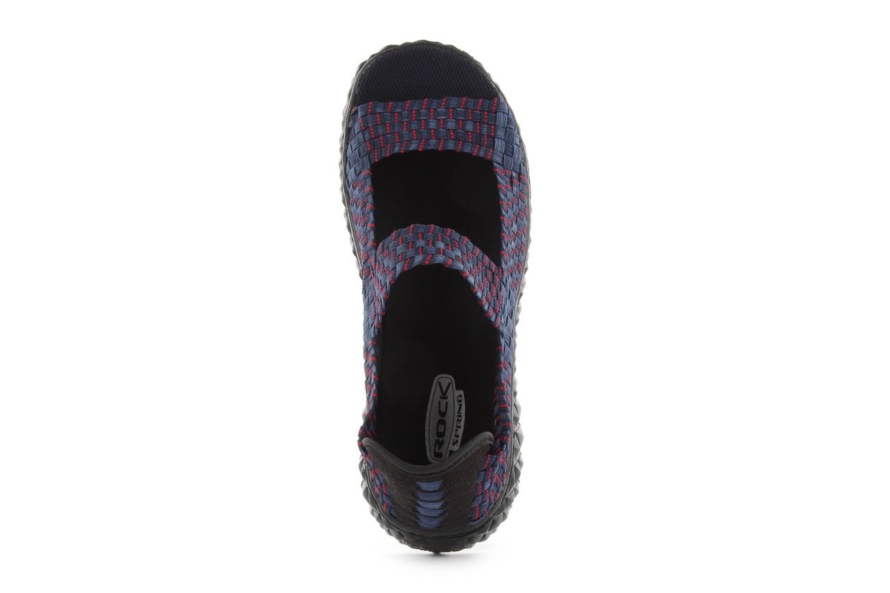 Rock sandal 2 closed navy-navy-red - rock - nasze marki 11