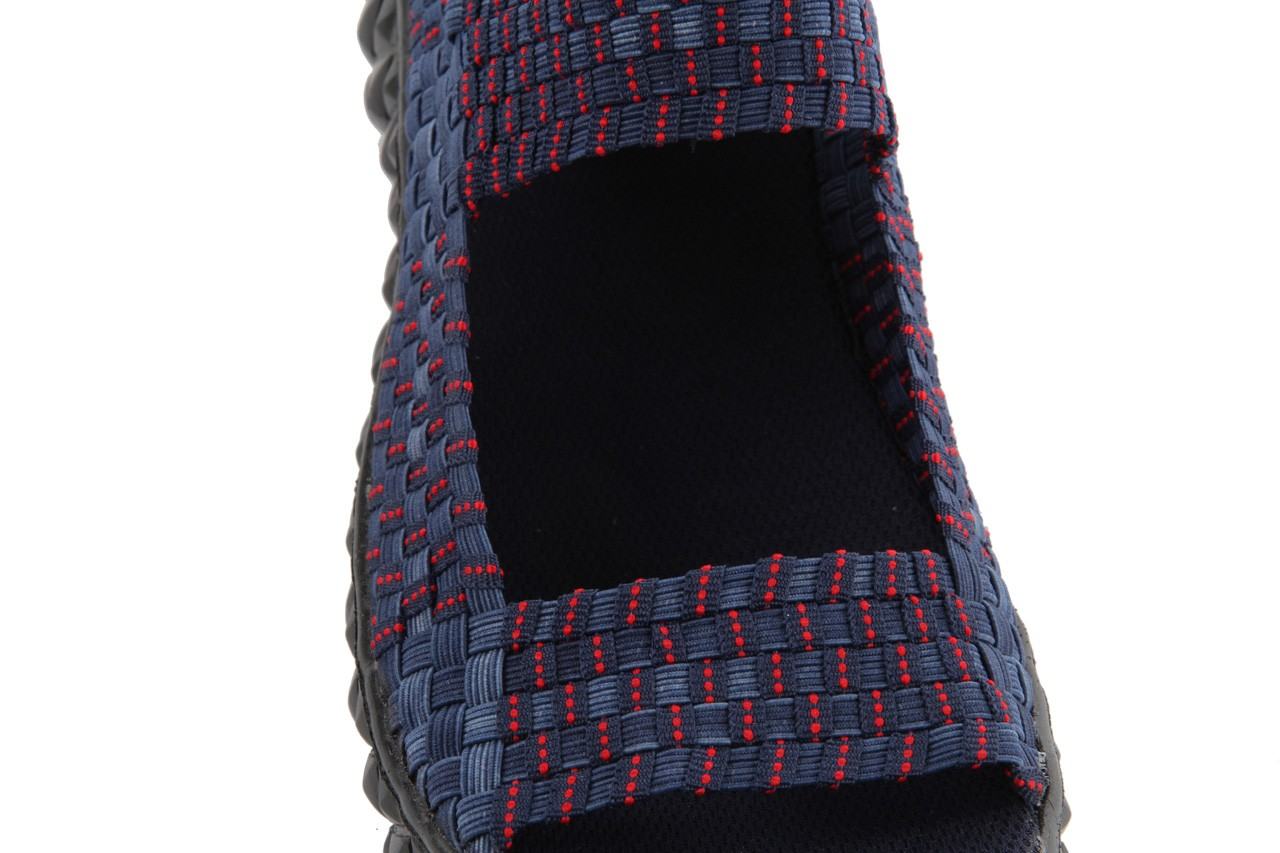 Rock sandal 2 closed navy-navy-red - rock - nasze marki 12