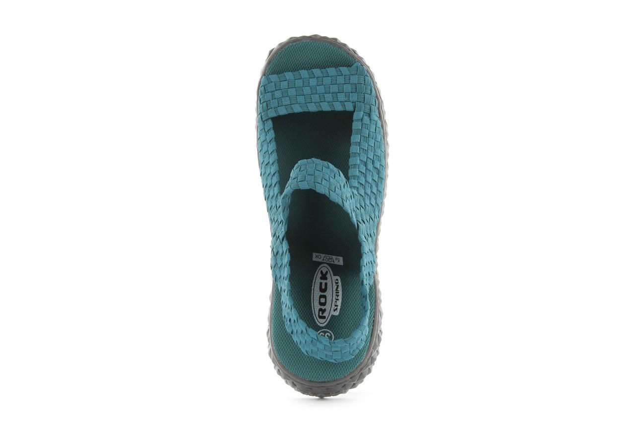 Rock sandal 2 petrol - rock - nasze marki 11