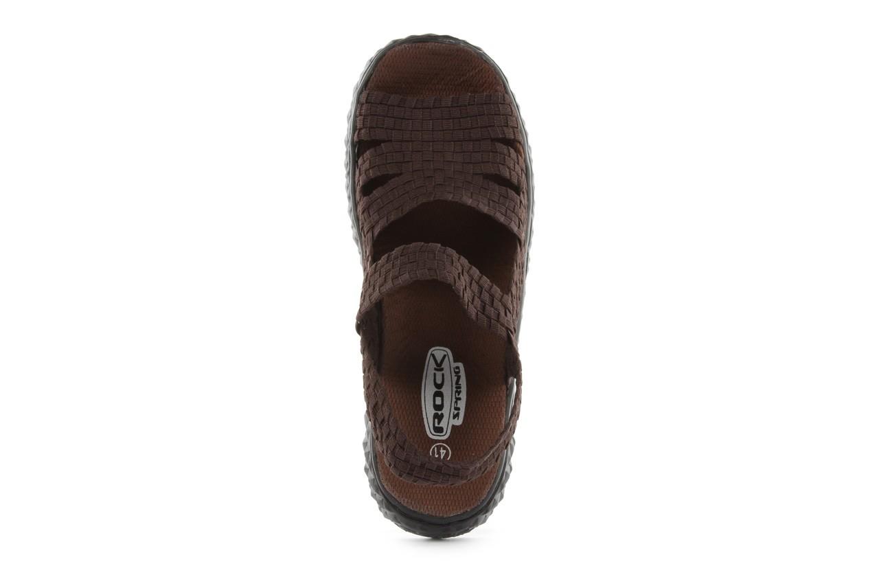 Rock sandal 4 coffee - rock - nasze marki 11