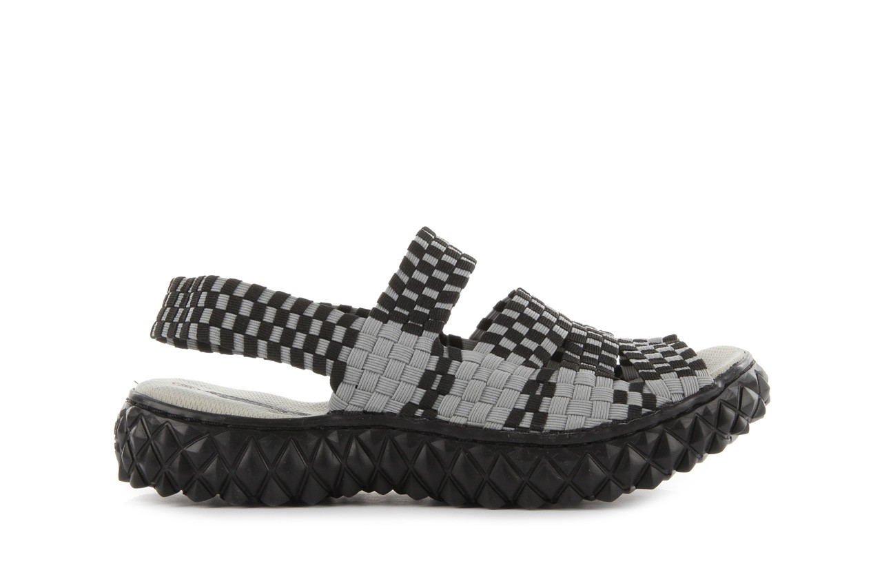 Rock sandal 4 grey black - rock - nasze marki 7