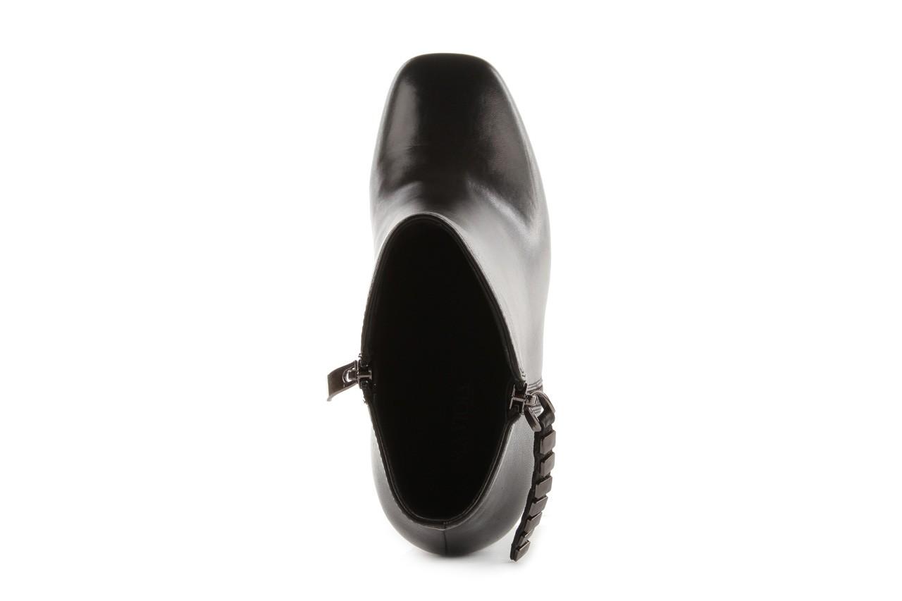 Botki sca'viola sv3504-212a black, czarny, skóra naturalna - sca`viola - nasze marki 12