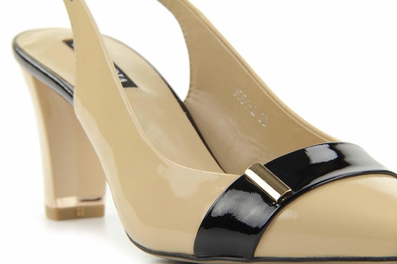 Sca'viola 3661-2 beige black - sca`viola - nasze marki 11