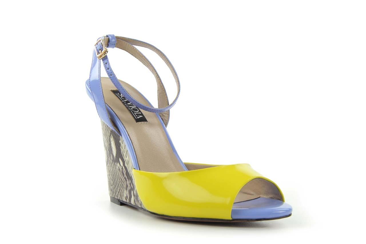 Sca'viola w3223-621 yellow blue - sca`viola - nasze marki 6