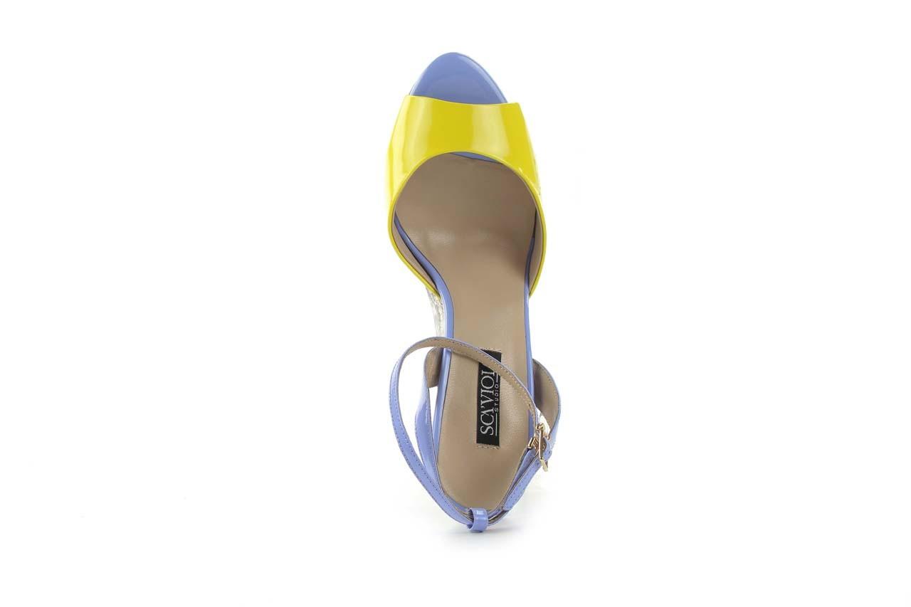 Sca'viola w3223-621 yellow blue - sca`viola - nasze marki 8
