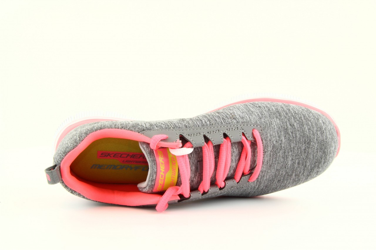 Skechers 11883 gycl gray coral 12
