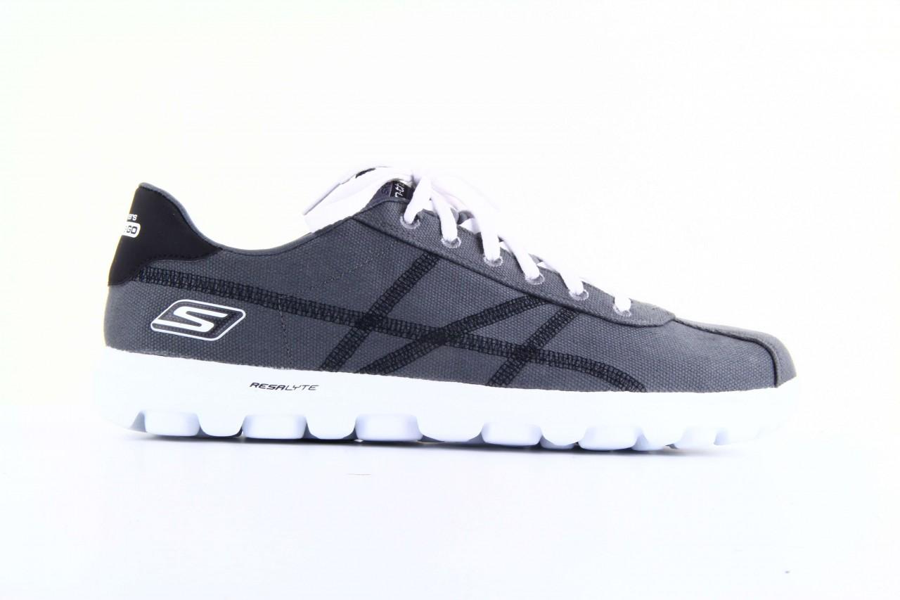 Skechers 53661 gybk gray- black 13