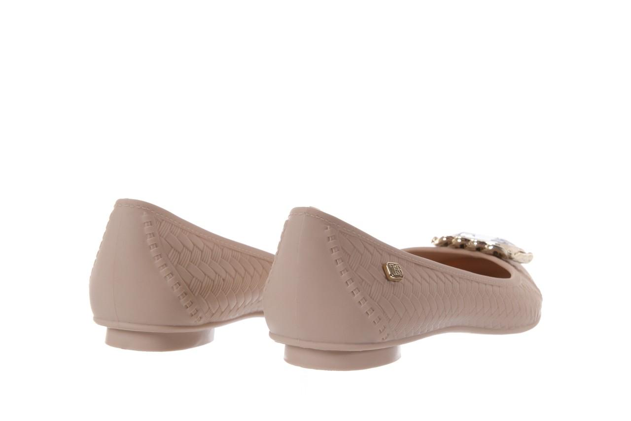 Baleriny t&g fashion 11-086 beige, beż, guma - ślubne - baleriny - buty damskie - kobieta 10