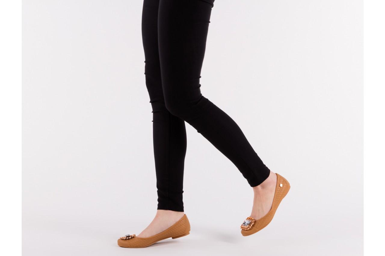 Baleriny t&g fashion 11-086 beige, beż, guma - ślubne - baleriny - buty damskie - kobieta 13