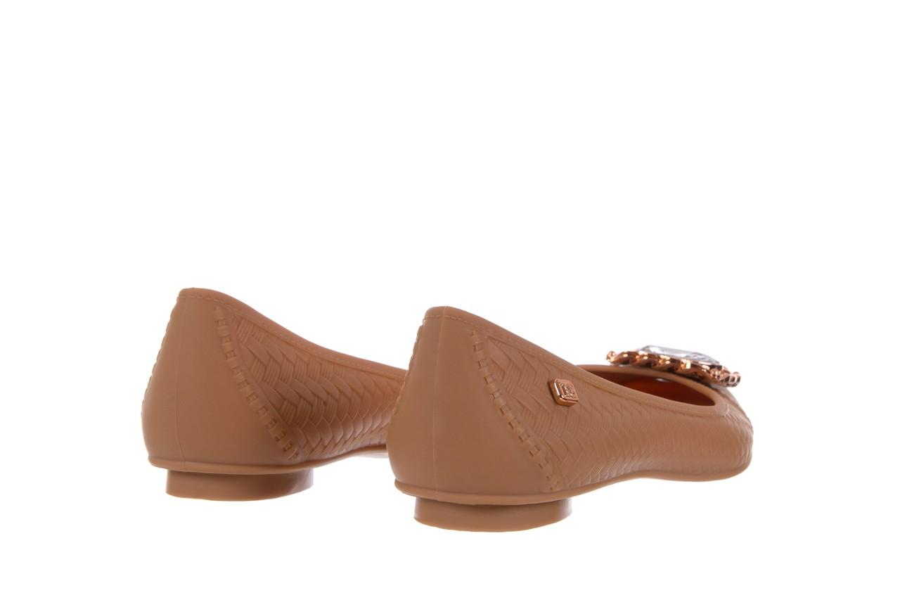 Baleriny t&g fashion 11-086 caramel, brąz, guma - tg - nasze marki 10