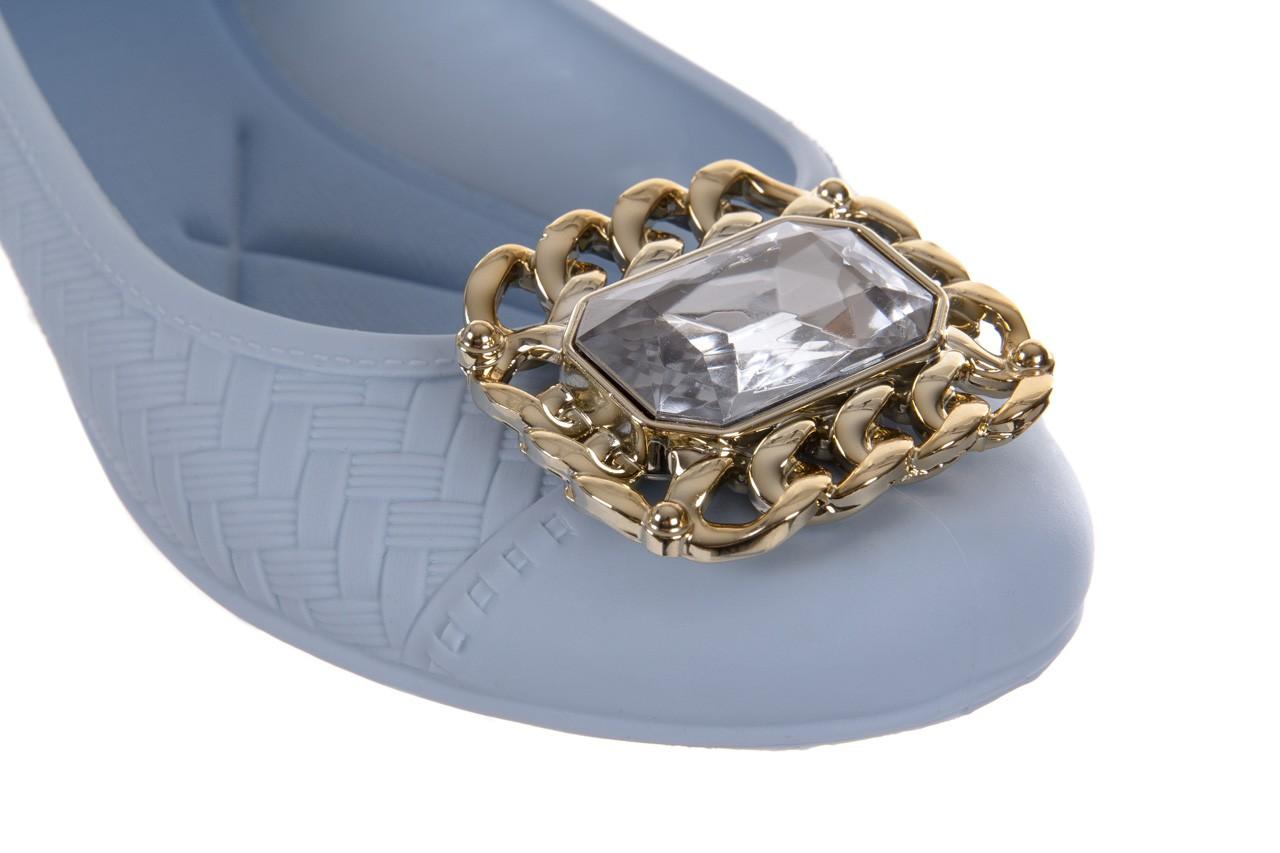Baleriny t&g fashion 11-086 light blue, niebieski, guma - tg - nasze marki 12