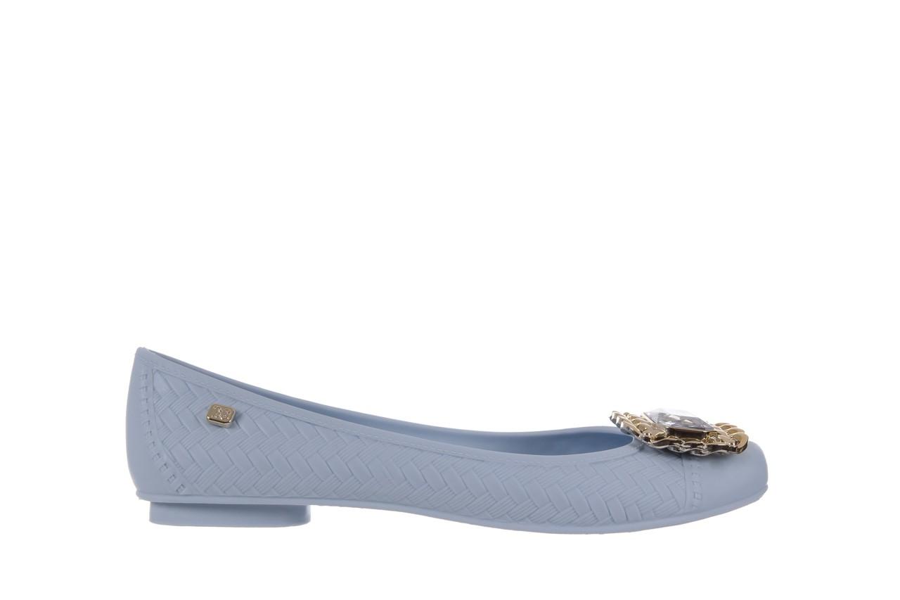 Baleriny t&g fashion 11-086 light blue, niebieski, guma - tg - nasze marki 7