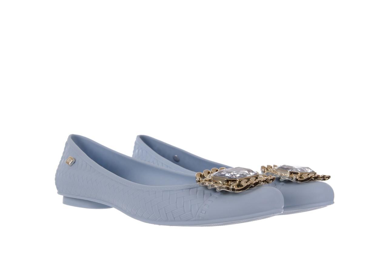 Baleriny t&g fashion 11-086 light blue, niebieski, guma - tg - nasze marki 8