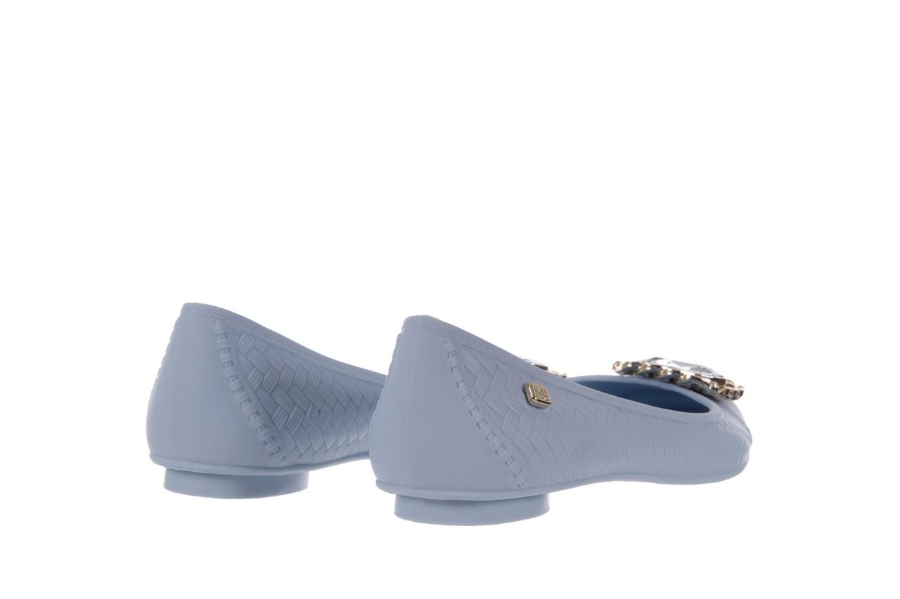 Baleriny t&g fashion 11-086 light blue, niebieski, guma - tg - nasze marki 10