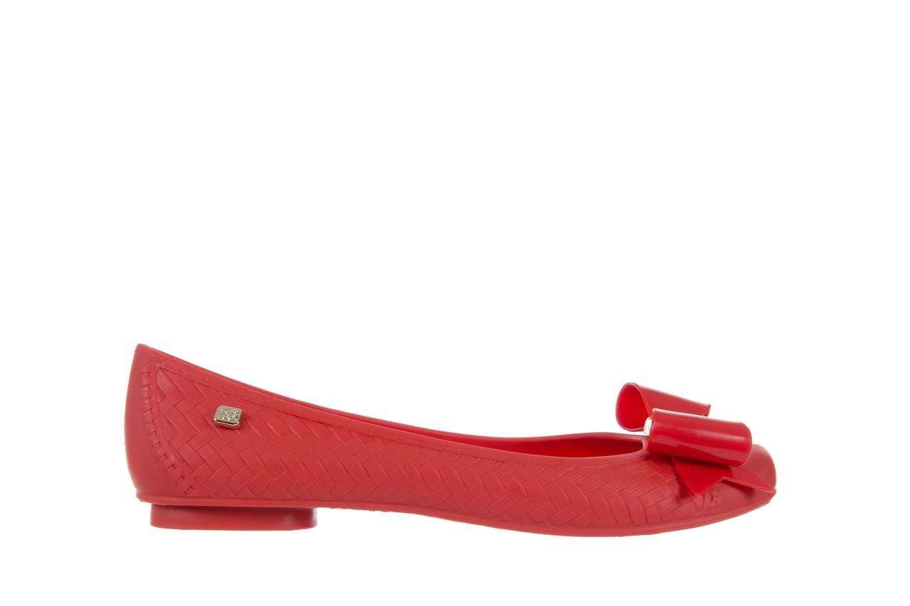 Baleriny t&g fashion 11-087 red, czerwony, guma - tg - nasze marki 7