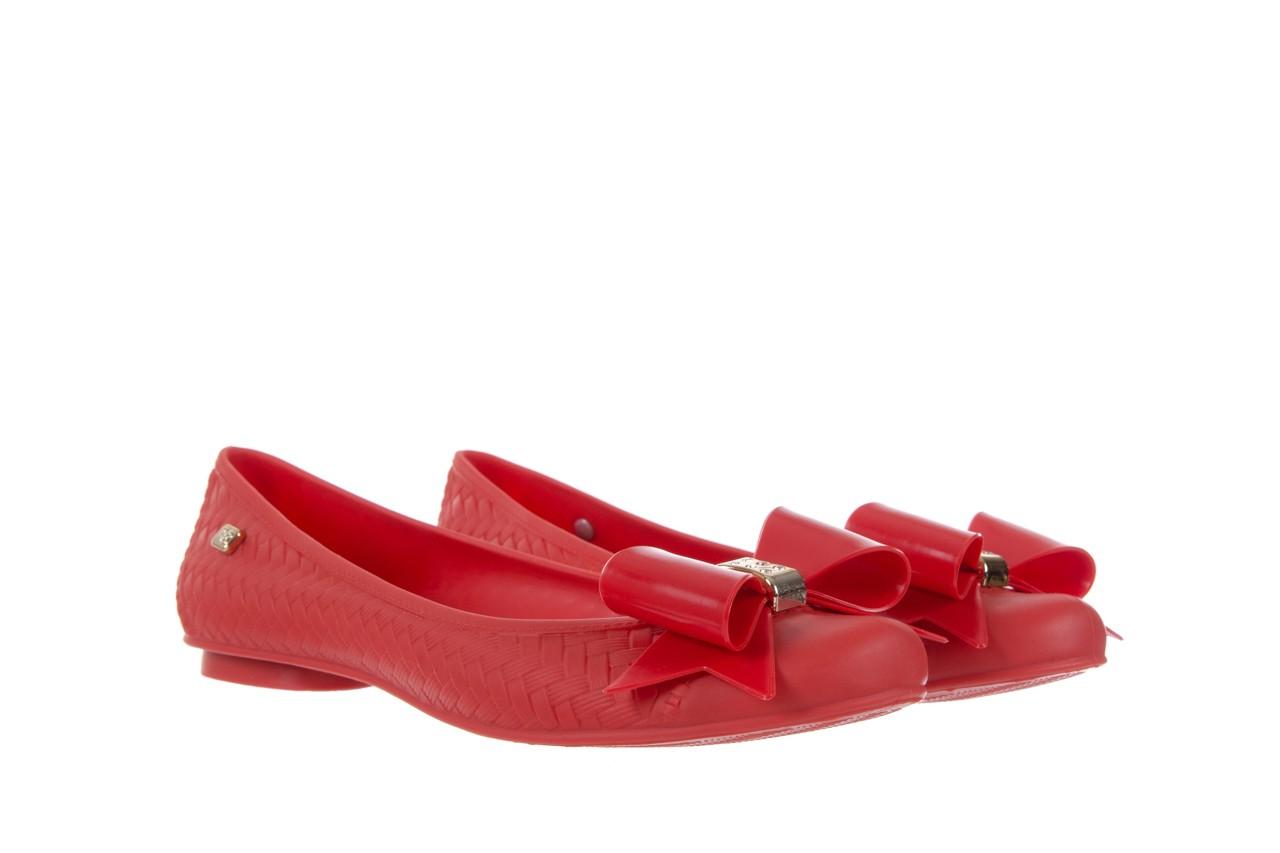 Baleriny t&g fashion 11-087 red, czerwony, guma - tg - nasze marki 8