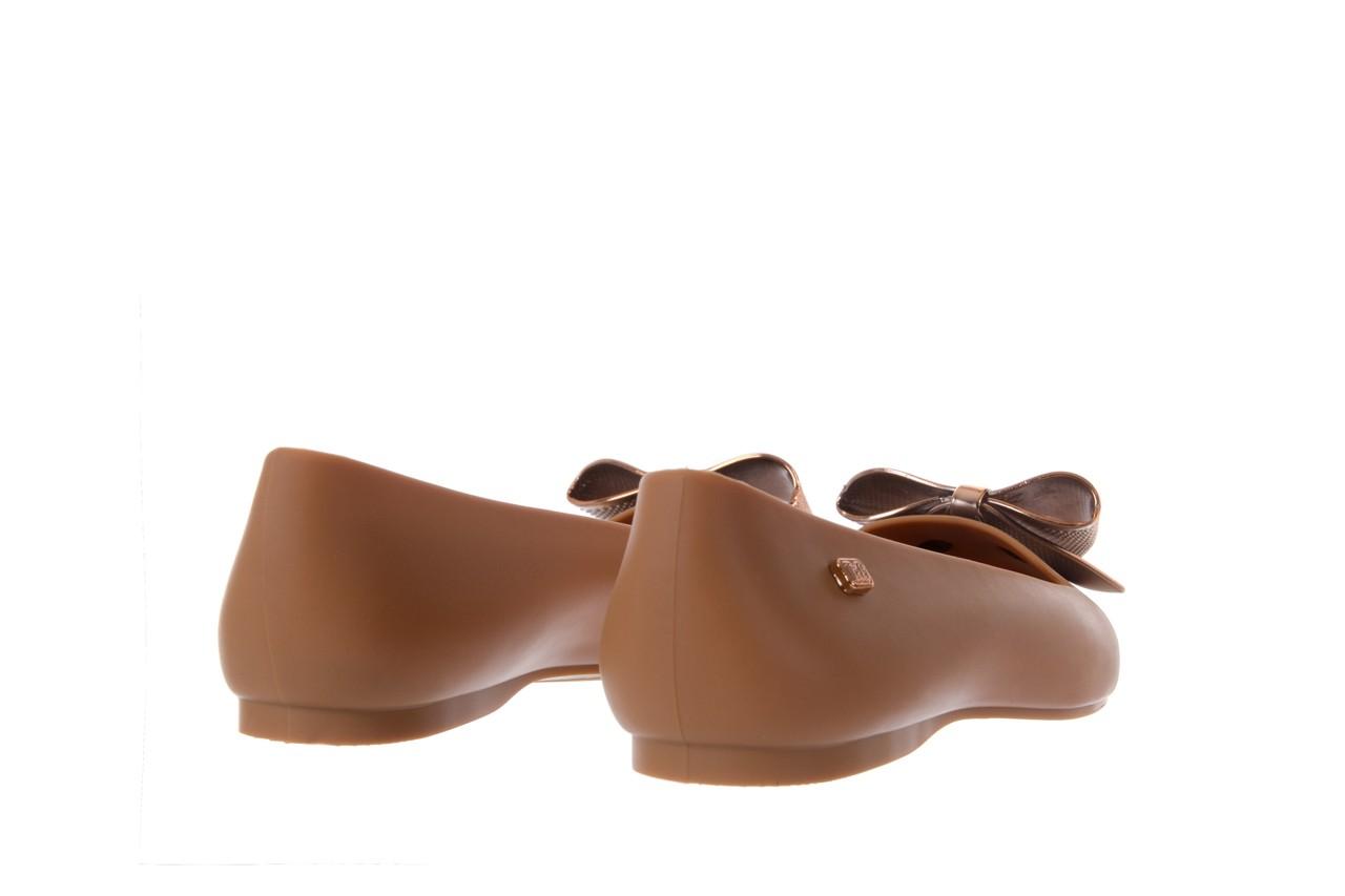 Baleriny t&g fashion 11-092 caramel, brąz, guma - tg - nasze marki 10