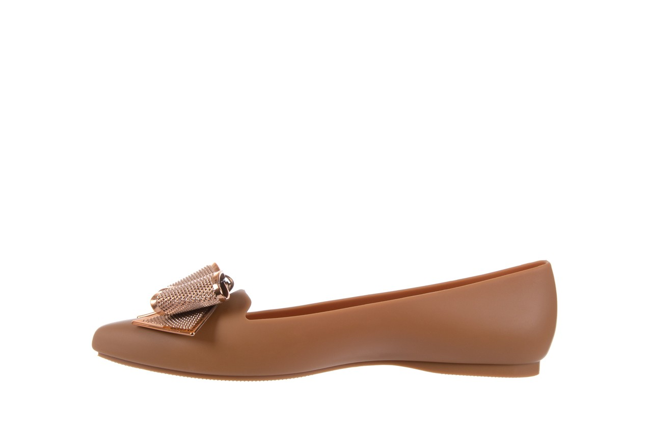 Baleriny t&g fashion 11-092 caramel, brąz, guma - tg - nasze marki 9